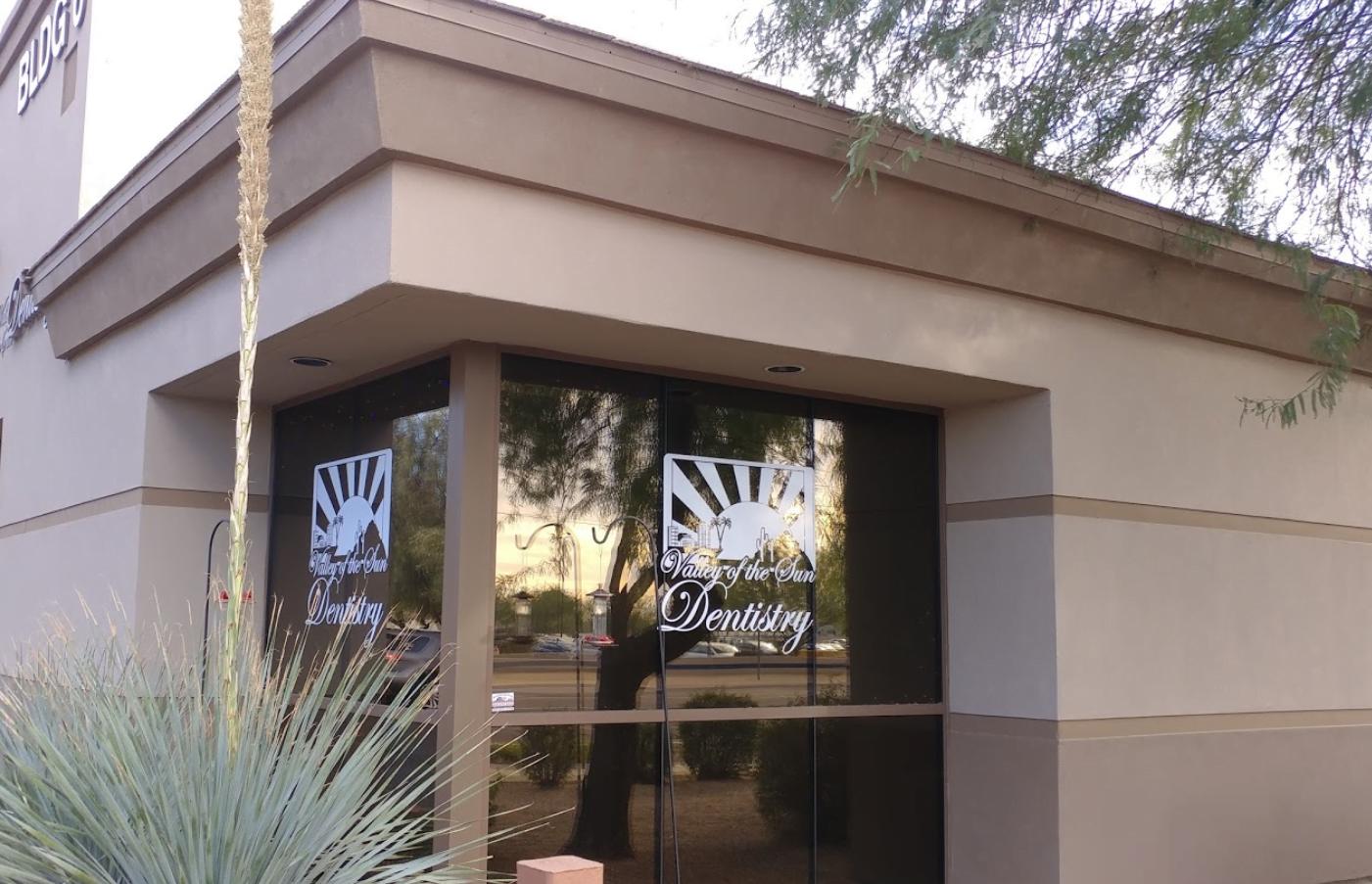 Dental Office in Glendale and Phoenix area
