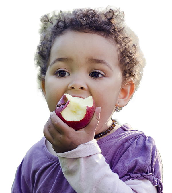Child dental care | an apple a day keeps the doctor away